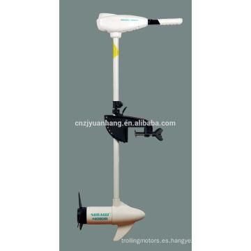 Los vasos nuevos agua salada 36 libras de empuje eléctrico Trolling Motor para barco de pesca