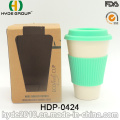 Wholesale Non-Flammable BPA Free Bamboo Fiber Cup (HDP-0424)