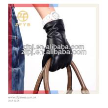 Fabricante de los guantes de los hombres en China