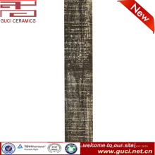 precio de fábrica azulejo de cerámica grano de madera 3d baldosa de madera