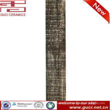 factory price ceramic tile wood grain 3d wooden tile