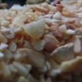 Granulado seco com alho 2020