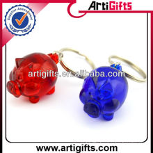 2013 New fashion cheap custom acrylic keychain