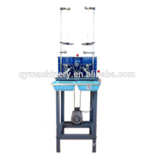 spindle cocoon bobbin machine with low price, max speed