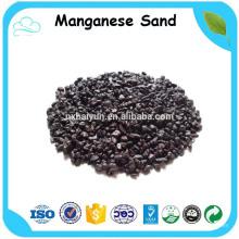 Water treatment filter manganese dioxide powder