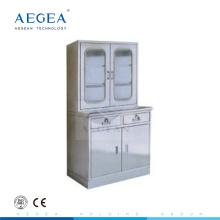 АГ-SS039 медицинский магазин из нержавеющей стали больницы шкафа кухонного шкафа