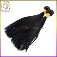 Seidige gerade Welle 100 % Remy natives europäisches Haar