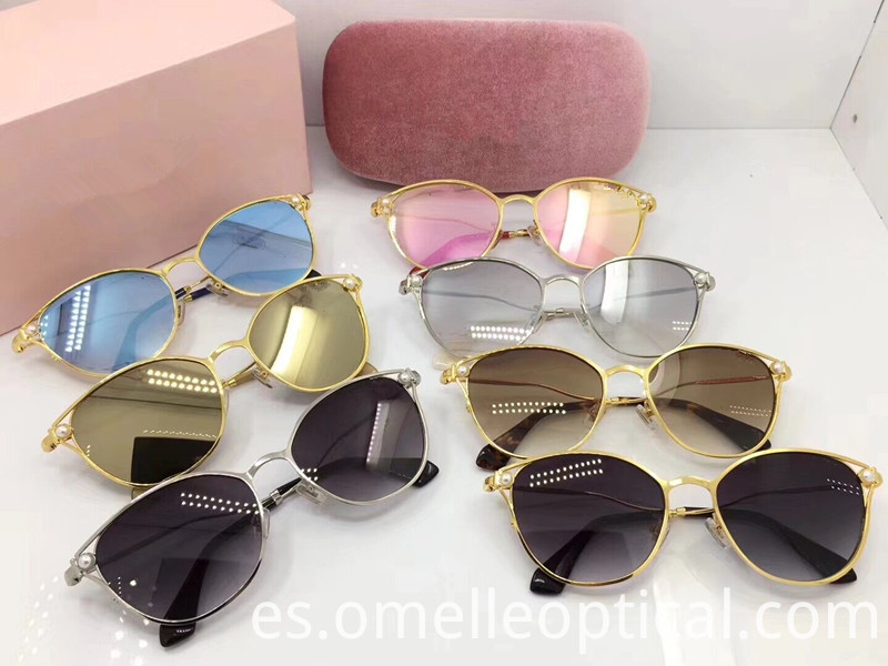 Stainless Steel Sunglass