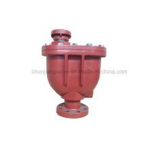 Supply Exhaust Valve for Clear Water