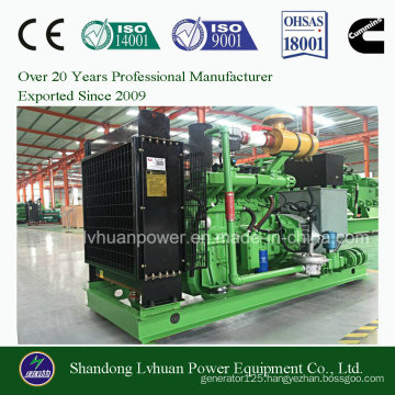 Natural Gas Generator Set From 10kw to 1000kw for CNG LNG