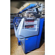 Fully Running Cms 530HP E3.5.2 Stoll Used Flat Knitting Machinery Winter Summer Seacon Sweater