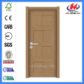 JHK-P14 4 indian wood moulds of 4 plastic panel pvc door