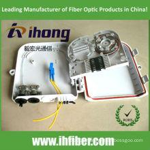 FTTH Optical splitter distribution box 2*8 port