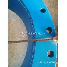 Peredam Konsentris DN700 WN Flange END