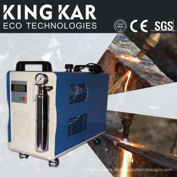 Endurable Materials Oxy-Hydrogen Generator Einsatz im Schweißen