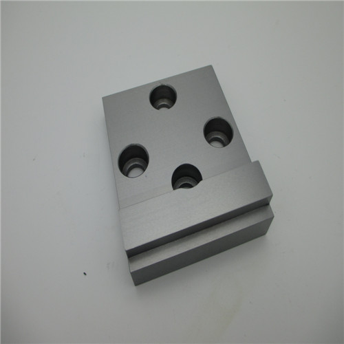 Precision Milling Stainless Steel Component