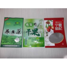 Size Customized Dried Fruit Plastic Packaging Bag