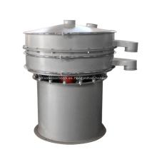 Tamiz vibratorio de acero al carbono de venta caliente para alimentos
