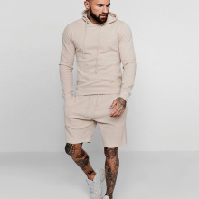 Custom Mens Tracksuit with Shorts Fashion