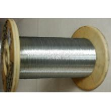 Hilo de hierro galvanizado electro y caliente