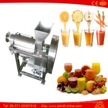 Spiral Fruit Jugo de naranja Juicer multifuncional comercial