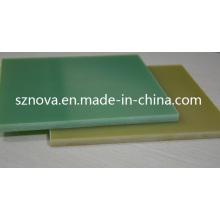 Folha laminada epóxi de vidro Fr5 / G11