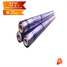 pvc vinyl soft transparent film roll for packing printing for signs,mattress