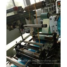 Haute précision, film plastique, rouleau à rouler, machine de revêtement multicouche