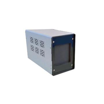 Promenade dans les détecteurs de porte de thermomètre de détection de métaux