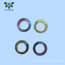 OEM anodizing precision steel stamping