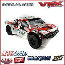 1/10 escala 4WD vrx RH1018 eléctrico RC coche de carreras de Radio Control juguetes