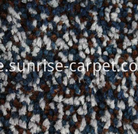 Microfiber Shaggy Rug mix color