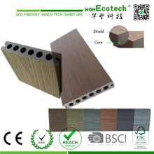 Recycled Co-Extrusion WPC Decking Us