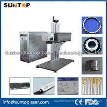 Metal and Nonmetal Fiber Laser Marking Machine/Laser Printing Machine