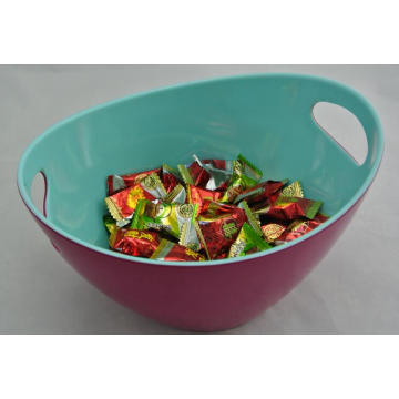 (BC-MB1031) High Quality Reusable Melamine Bowl with Handle