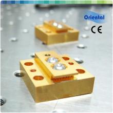 A condução dura da solda refrigerou o único diodo laser 808nm da barra