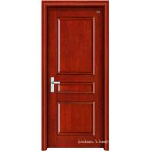 Porte intérieure en bois (LTS-310)