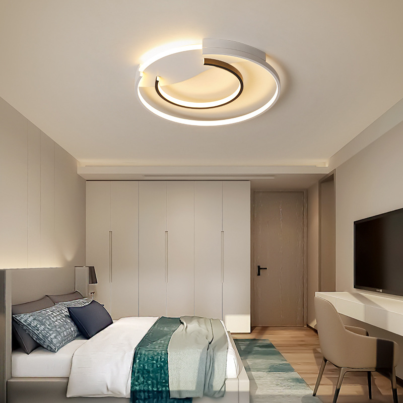 Application Square Ceiling Light