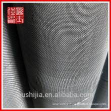 Treillis en acier inoxydable tricoté / treillis en acier inoxydable 316 en acier inoxydable / treillis en acier inoxydable de 300 microns