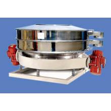 Dioxide Manganese / Tapioca Starch Food Grade Powder Tumbler Sieve Filter Machine
