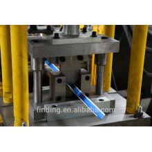 Dry wall rollo formando equipo de ángulo de la máquina
