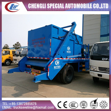 Different Type Swing Arm Garbage Truck on Sale
