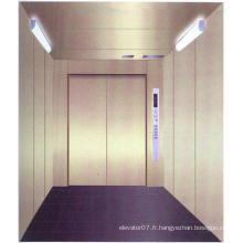 Usine d'ascenseurs à cargaison de charge à grande charge utilisée