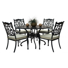 Cast Aluminium Wicker Rattan Garden Patio Outdoor Furniture
