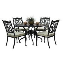 Литой алюминиевый плетеная ротанг сад Патио мебель