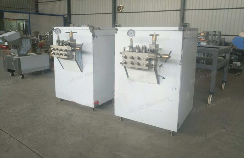 High Pressure Vacuum Homogenizer Emulsifier for Milk Cosmetics