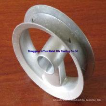 En alliage de zinc moulé sous pression pour pièces automobiles qui a approuvé SGS, ISO9001: 2008