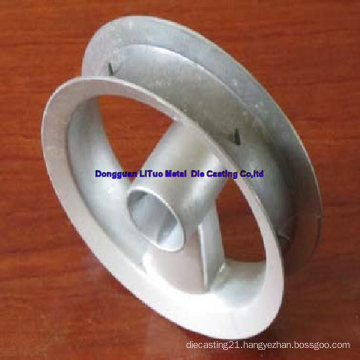 Zinc Alloy Die Casting for Auto Parts Which Approved SGS, ISO9001: 2008