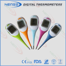 Henso jumbo lcd display electronic thermometer
