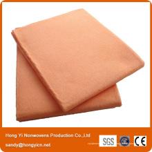 Tissu non-tissé, serviette de séchage séchée par aiguille punie par aiguille